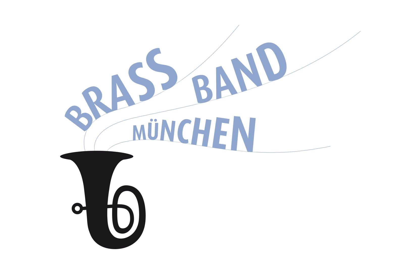 Brass Band München: Logo & Corporate Design