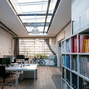 Blick ins Chief Inspiration Office