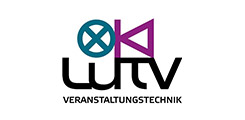 Logo LuTV Veranstaltungstechnik