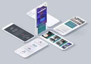 LuTV Veranstaltungstechnik: Mobile Website