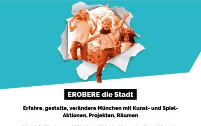Markenrelaunch Spielen in der Stadt: Website, Programmheft, Plakate…