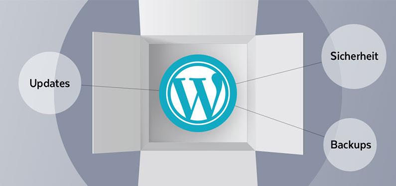 Website-Pflegepaket für WordPress