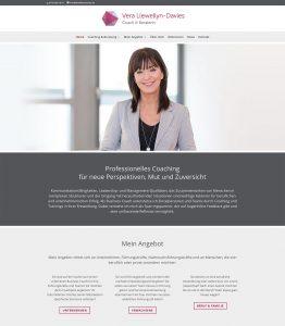 Vera Llewellyn-Davies: Website