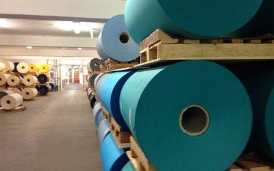 Besichtigung der Papierfabrik Gmund
