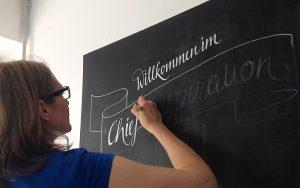 CIO-Sommerfest 2017: Anja Carmen Gerstenberg