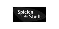 Logo Spielen in der Stadt
