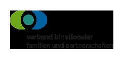 Logo Verband binationaler Familien und Partnerschaften
