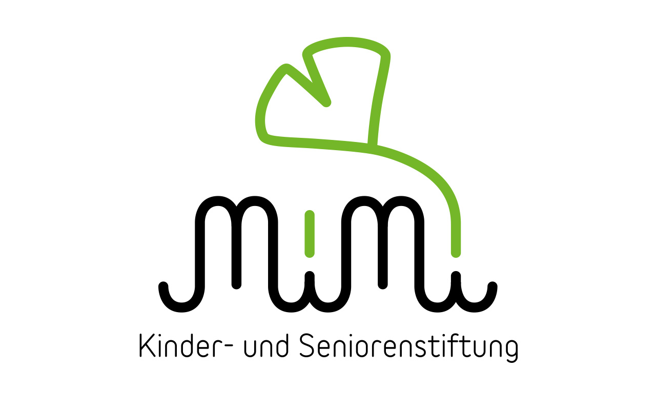 mimi Kinder- und Seniorenstiftung: Logo & Corporate Design