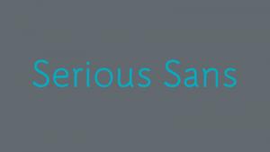 Serious Sans
